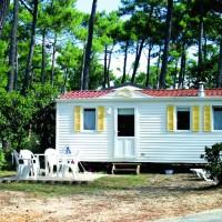 Louer un bungalow au bassin d 39 arcachon au pied de la dune - Camping dune du pyla avec piscine ...